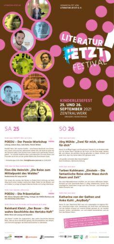 thumbnail of Flyer_Programm_Literatur FETZT! 2021